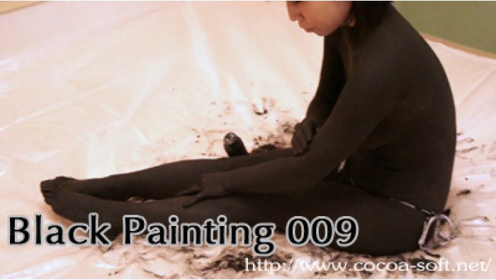 Black Painting 009