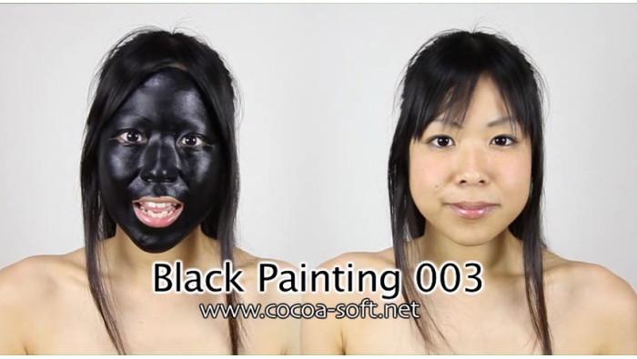 Black Painting 003