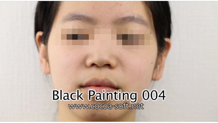 Black Painting 004