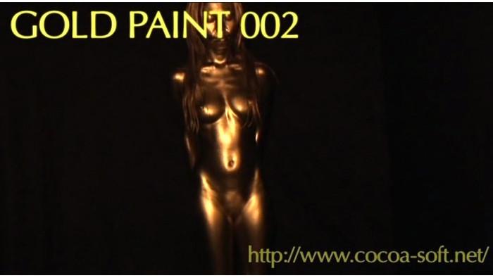 GOLD PAINT 002