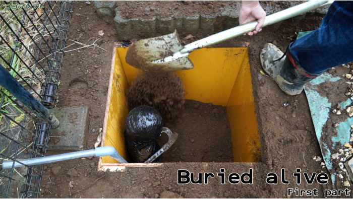 Buried alive -First part-