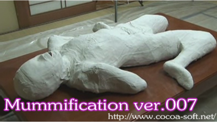 Mummification ver.007