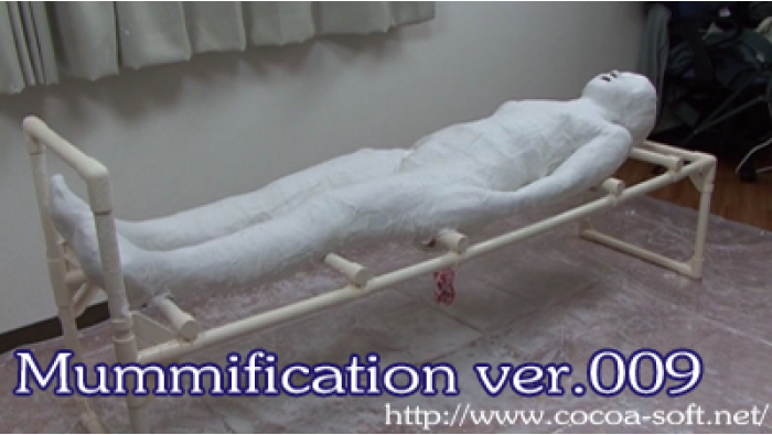 Mummification ver.009
