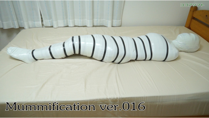 Mummification ver.016