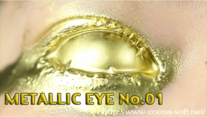 METALLIC EYE No.01