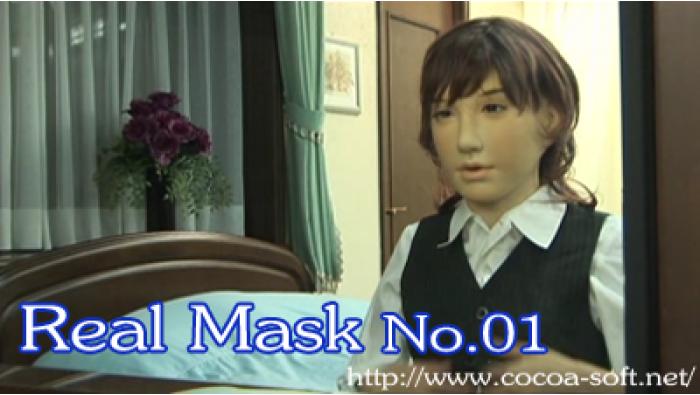 Real Mask No.01