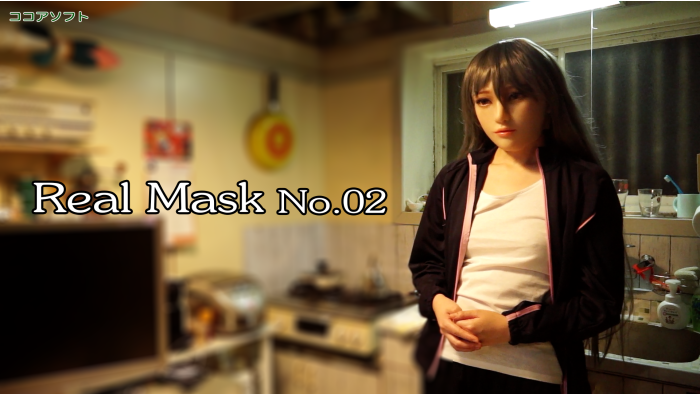 Real Mask No.02