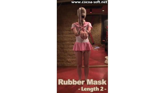 Rubber Mask -Length 2-