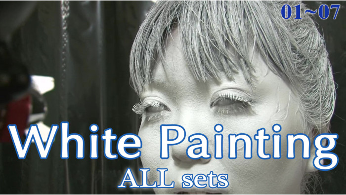 White Painting ALL sets
