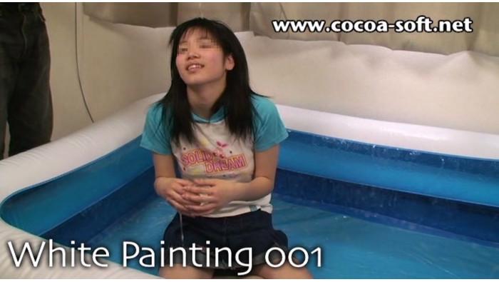 White Painting 001